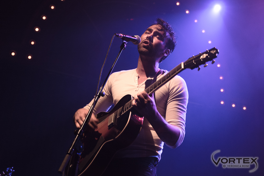 Shakey Graves, Crystal Ballroom, photo by Veronica Rose