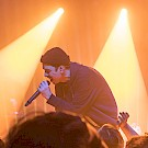 Grieves, Bossanova Ballroom, photo by Ashley Strom