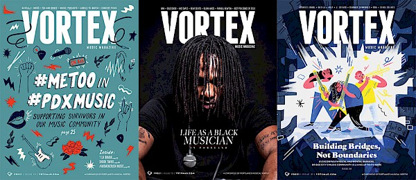 We need music and community in our lives more than ever: Get Portland's musical vortex mailed to your door!