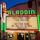 Aladdin Theater, Anthony Pidgeon Photography, photo by Anthony Pidgeon