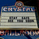 Crystal Ballroom, Anthony Pidgeon Photography, photo by Anthony Pidgeon