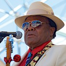 Norman Sylvester, Waterfront Blues Festival, Tom McCall Waterfront Park, photo by John Alcala