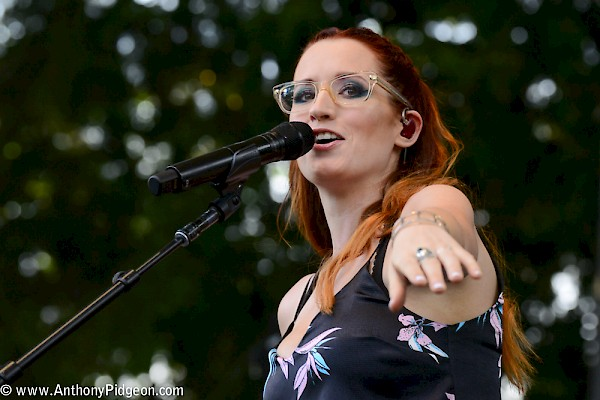 Ingrid Michaelson kicked off the summer concert season at Edgefield on July 16 with Jukebox The Ghost and Greg Holden—click to see a whole gallery of photos by Anthony Pidgeon