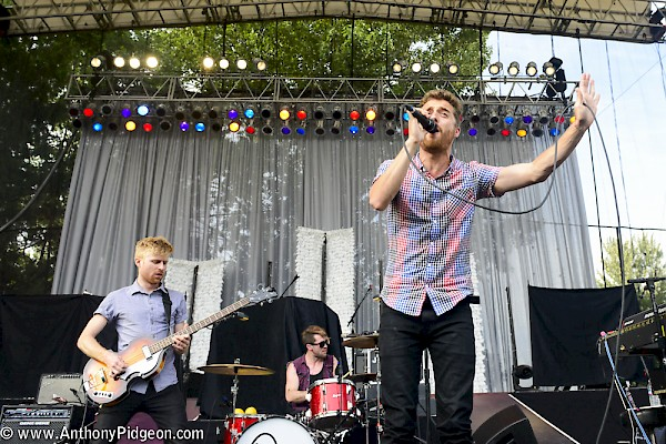 Jukebox The Ghost at Edgefield on June 16, 2015—click to see a whole gallery by Anthony Pidgeon
