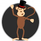 Monkey With a Hat On