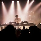 Jamie xx, Wonder Ballroom, photo by Sam Gehrke
