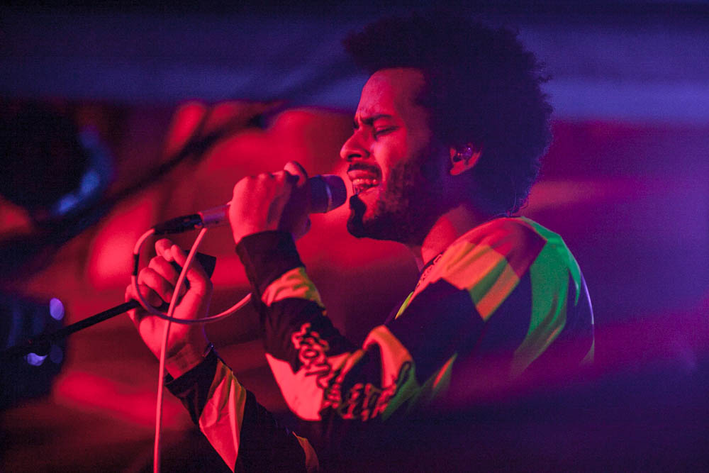 Twin Shadow, Doug Fir Lounge, MusicfestNW, photo by Tojo Andrianarivo