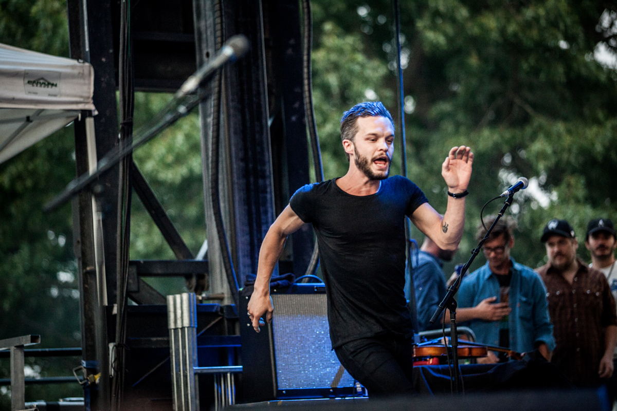 The Tallest Man On Earth, MusicfestNW, Tom McCall Waterfront Park, photo by Sam Gehrke
