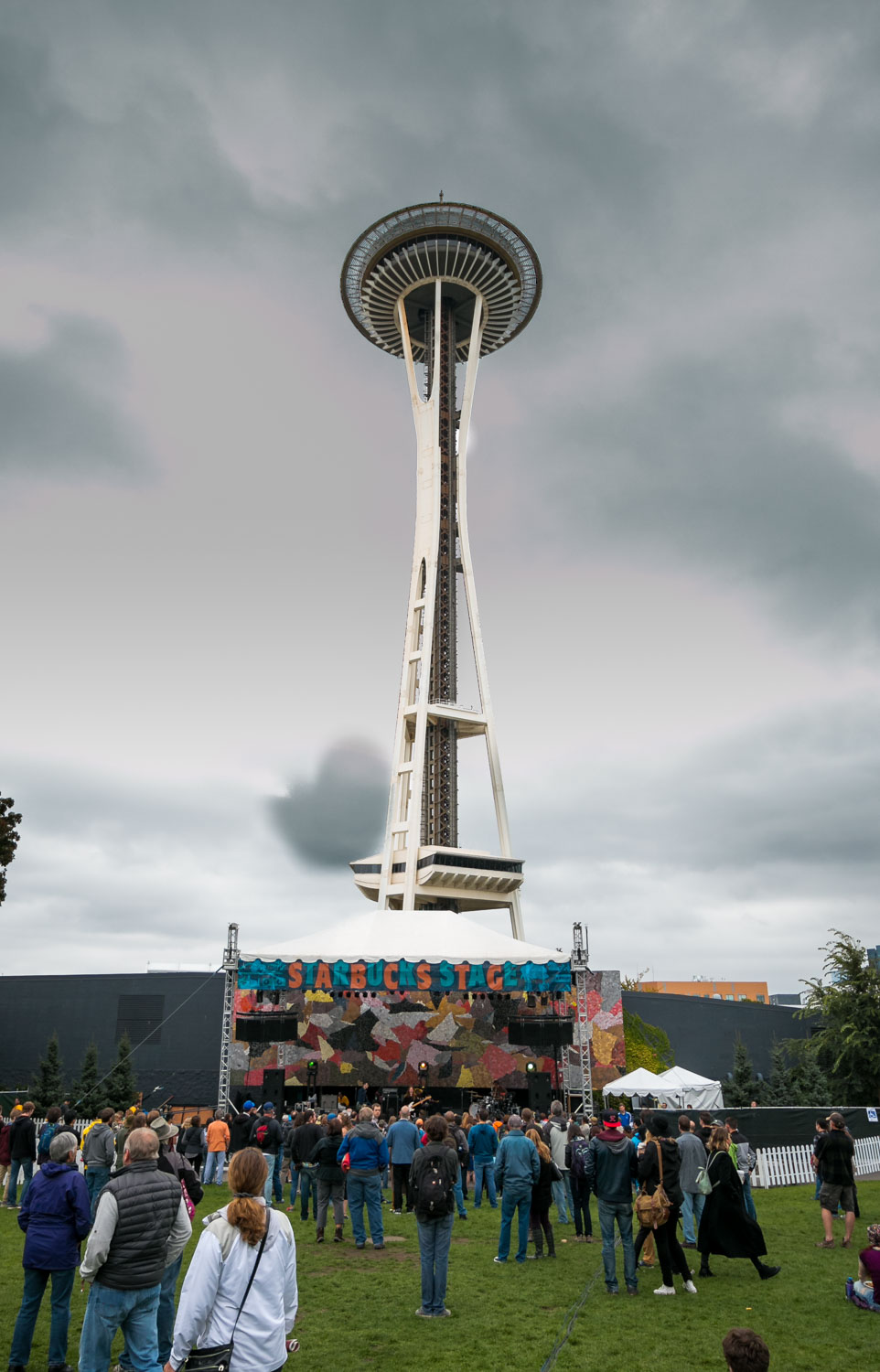 Bumbershoot, Seattle Center, photo by Corey Terrill