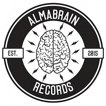 Almabrain logo by Collin Buenerkemper