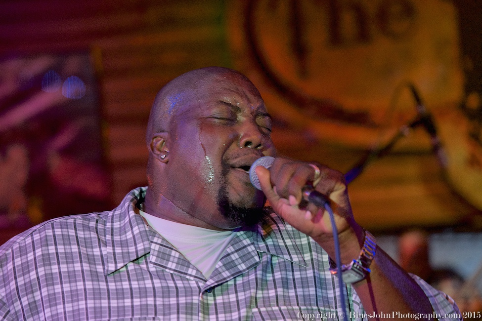 Sugaray Rayford, The Birk, photo by John Alcala