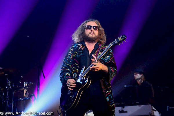 Jim James and My Morning Jacket at the Keller Auditorium on September 30, 2015: Photos by Anthony Pidgeon