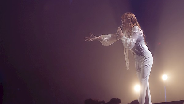 Florence and the Machine at Veterans Memorial Coliseum on October 24, 2015—click to see a whole gallery of photos by Corey Terrill