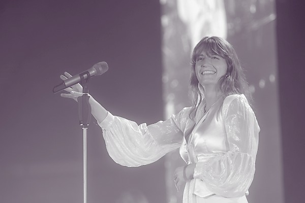 Florence Welch—click to see a whole gallery of photos by Corey Terrill