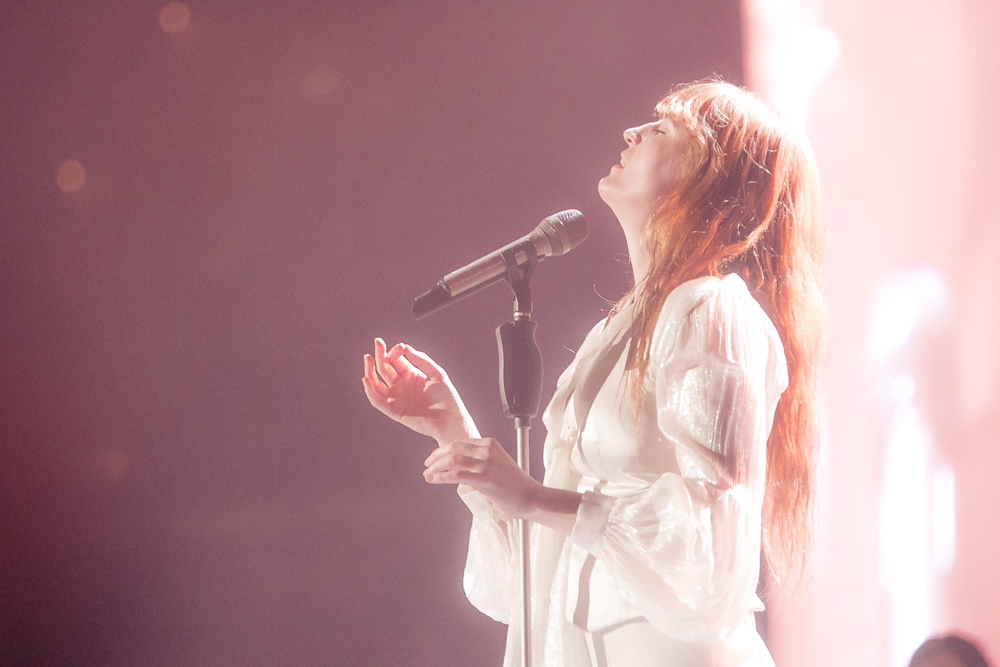 florence and the machine portland