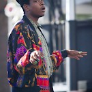 Shamir, Treasure Island Music Festival, photo by Madison McClintock
