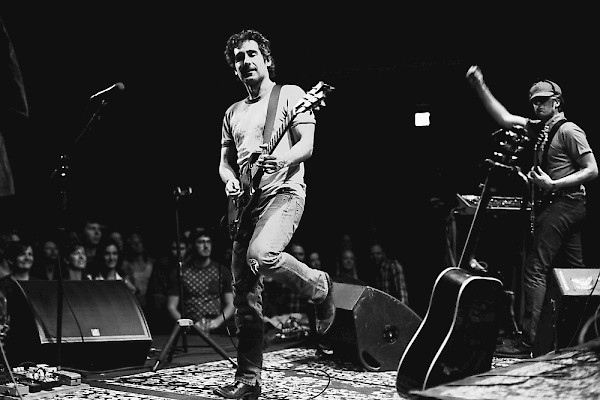 Click to see more photos of Blitzen Trapper at Revolution Hall by Jason Quigley