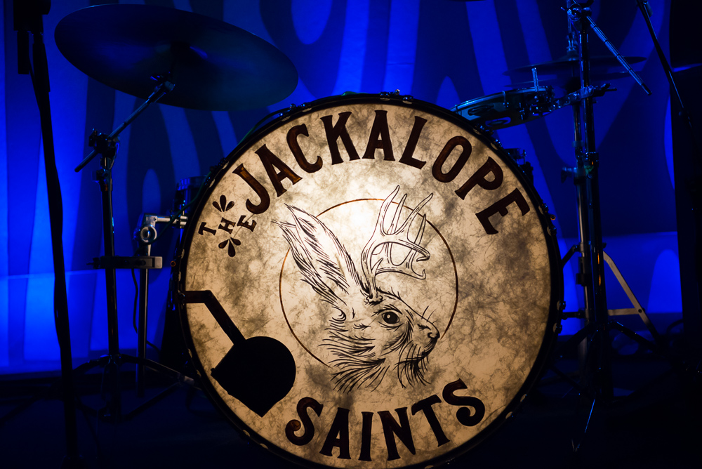 The Jackalope Saints, Doug Fir Lounge, photo by Miss Ellanea