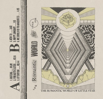 Little Star's debut cassette, 'The Romantic World of Little Star'