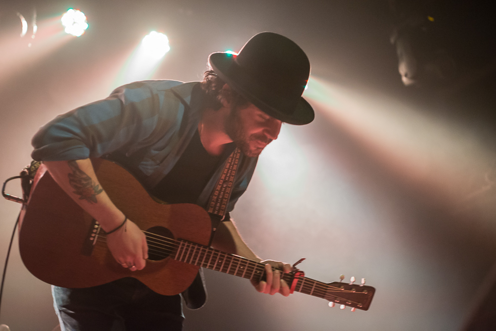 Langhorne Slim, Wonder Ballroom, photo by Miss Ellanea