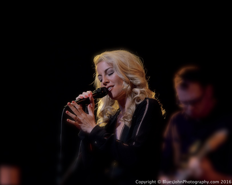 Morgan James, Alberta Rose Theatre, photo by John Alcala