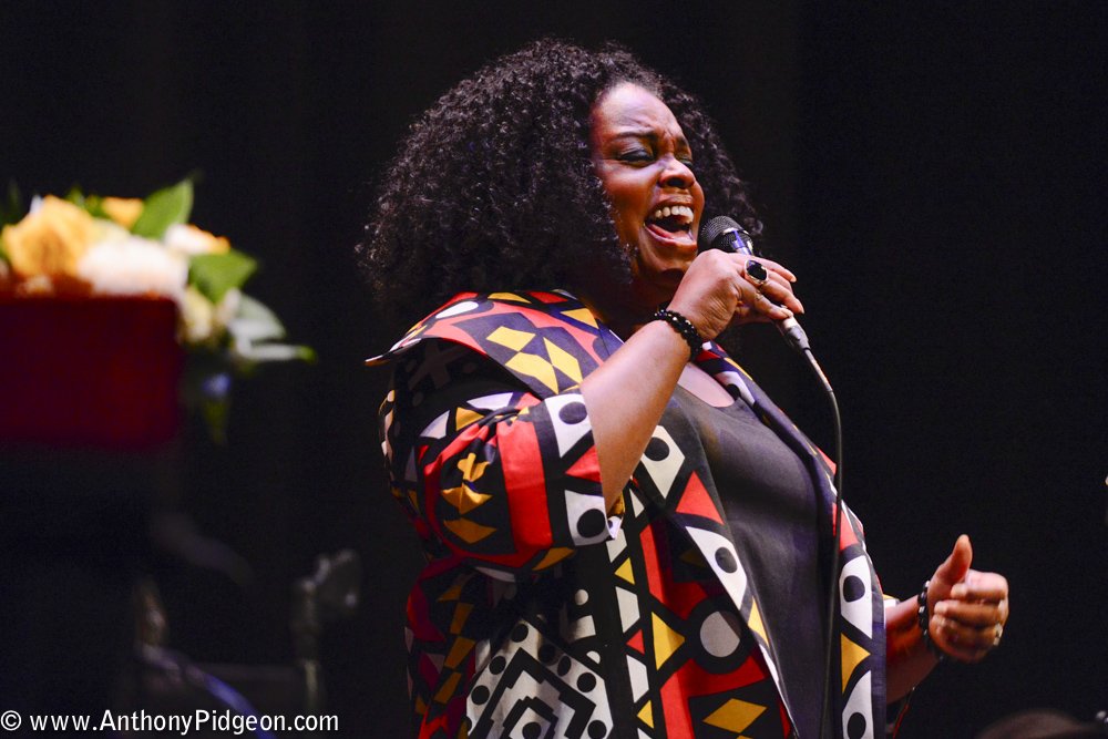 Dianne Reeves, PDX Jazz Festival, Newmark Theatre, PDX Jazz, photo by Anthony Pidgeon