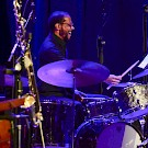 Brian Blade & The Fellowship, PDX Jazz Festival, Revolution Hall, PDX Jazz, photo by Anthony Pidgeon