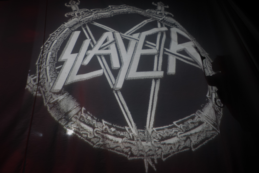 Slayer, Roseland Theater, photo by Miss Ellanea