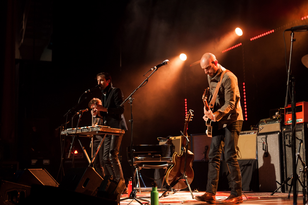 Photos Of Andrew Bird And John Grant At The Arlene Schnitzer Concert - Arlene schnitzer