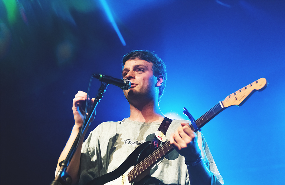 Mac DeMarco, Roseland Theater, photo by Autumn Andel