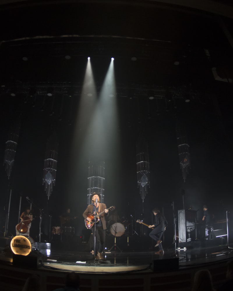 Photos Of The Lumineers At The Arlene Schnitzer Concert