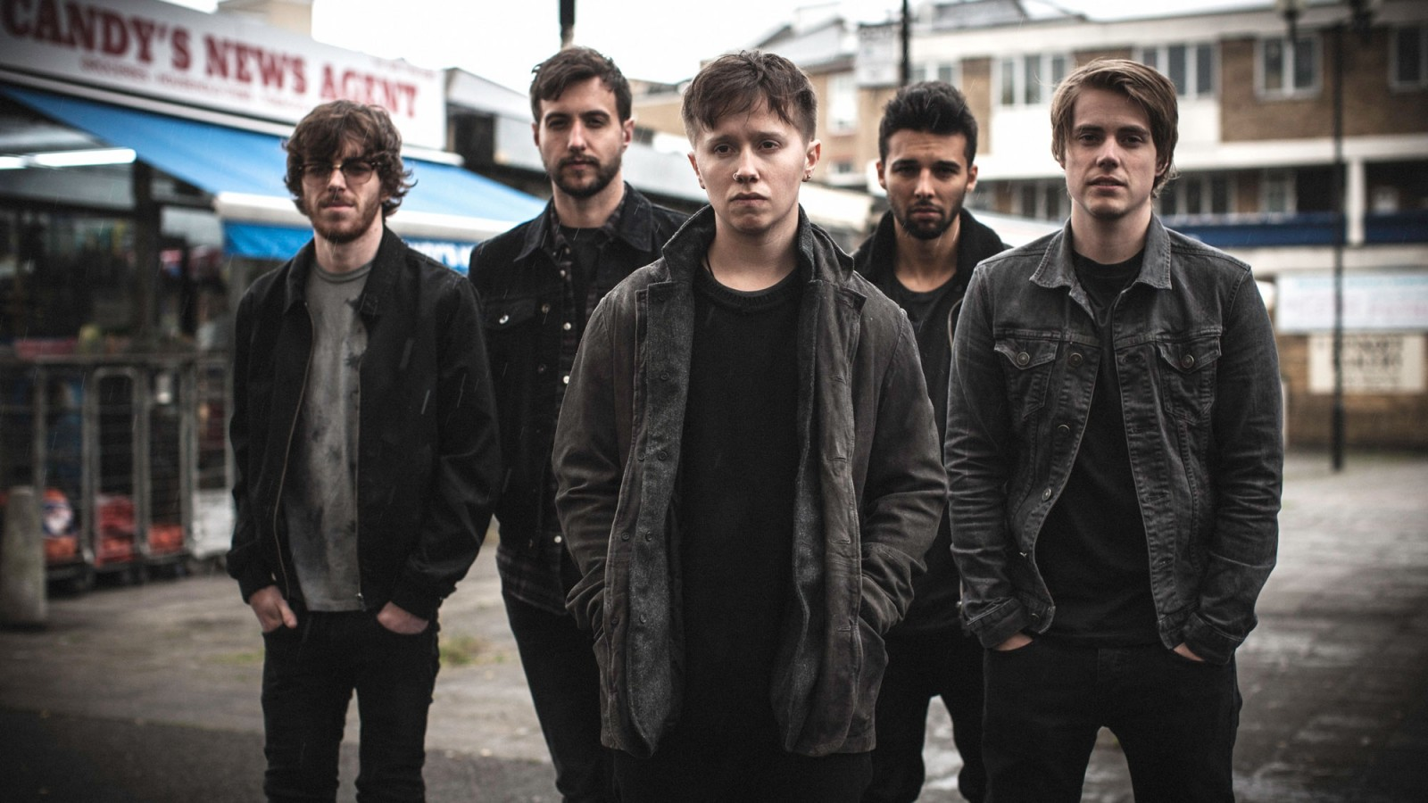 nothing but thieves at wonder ballroom vortex music magazine. Black Bedroom Furniture Sets. Home Design Ideas