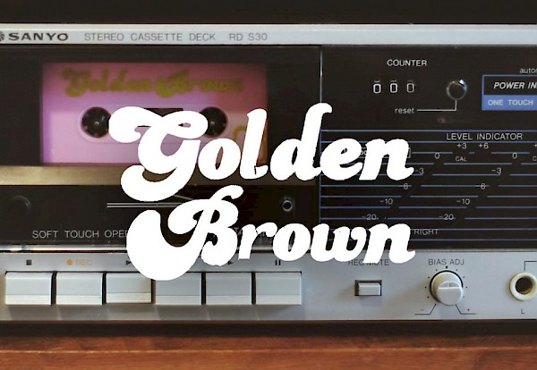 Cassette label Golden Brown Records is fresh on the scene