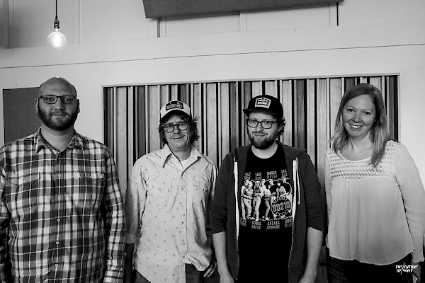Record label round table: Aaron Meola of Tender Loving Empire, John Shepski of Fluff & Gravy Records, Blake Hickman of Good Cheer Records, and Portia Sabin of Kill Rock Stars and The Future of What—listen below to hear what these labels do for artists in 2016