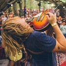 Ty Segall, Pickathon, photo by Drew Bandy