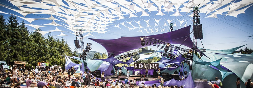 Pickathon, Pendarvis Farm, photo by Sam Gehrke