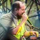Dan Deacon, Pickathon, Pendarvis Farm, photo by Sam Gehrke