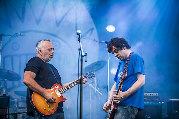 Gene and Dean Ween—click to see more photos by Sam Gehrke from August 28