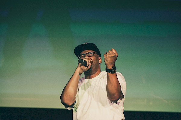 Hip-hop veteran Cool Nutz at the Portland Black Music Festival. Look out for the 2017 edition of the fest next September as it expands to three days and click to see more photos from this year's fest by Tojo Andrianarivo.