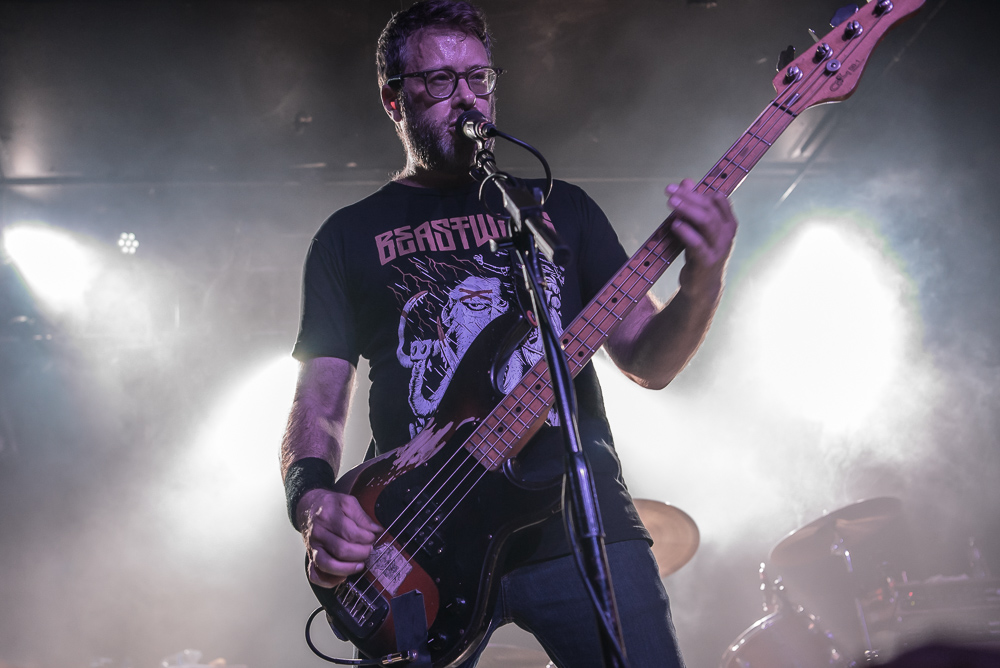 Red Fang, Dante's, Northwest Hesh Fest, photo by Miss Ellanea