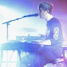James Blake, Roseland Theater, photo by Anthony Pidgeon