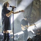 Phantogram, Crystal Ballroom, photo by Jordan Sleeth