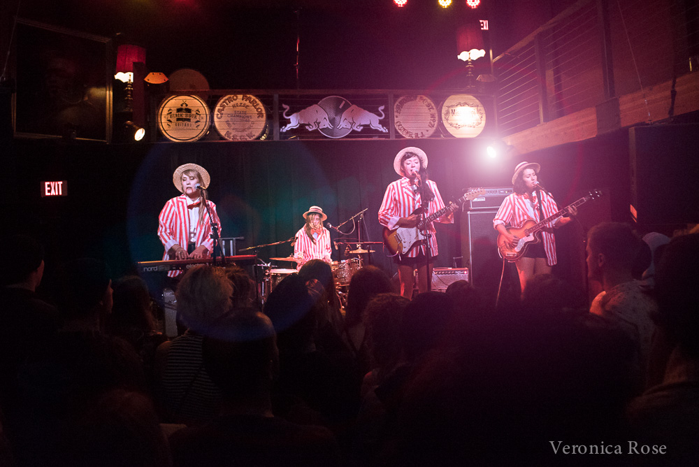 La Luz, Mississippi Studios, photo by Veronica Rose