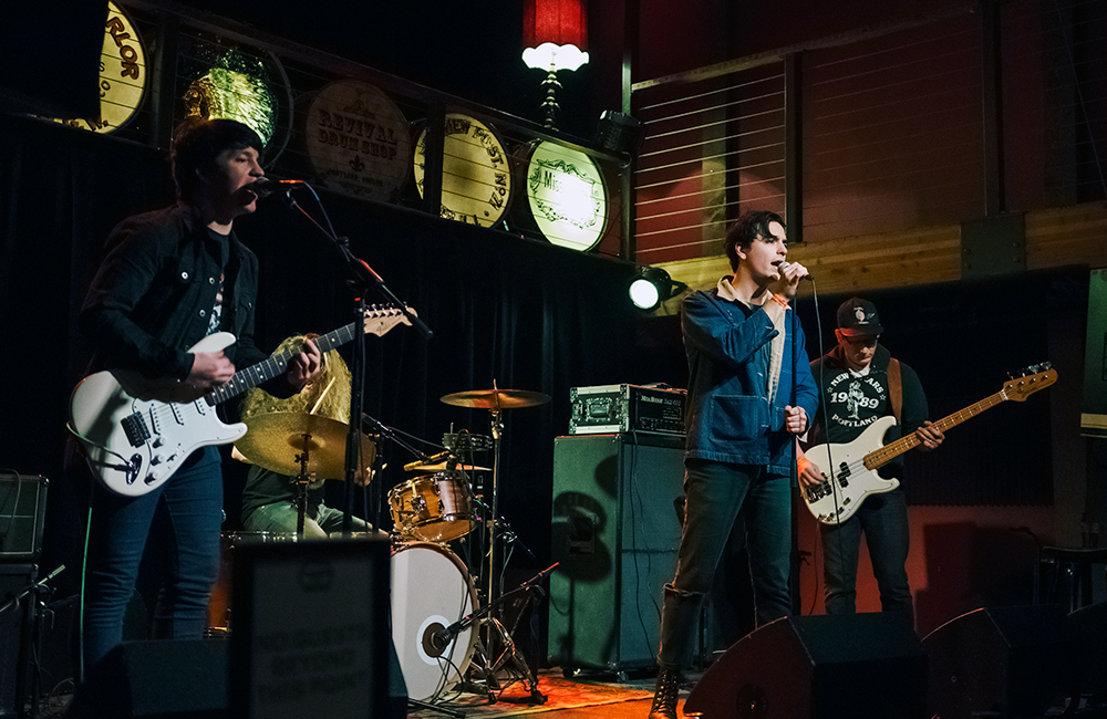 Photos of Marching Church, Bernardino Femminielli and Public Eye at Mississippi Studios on Jan ...