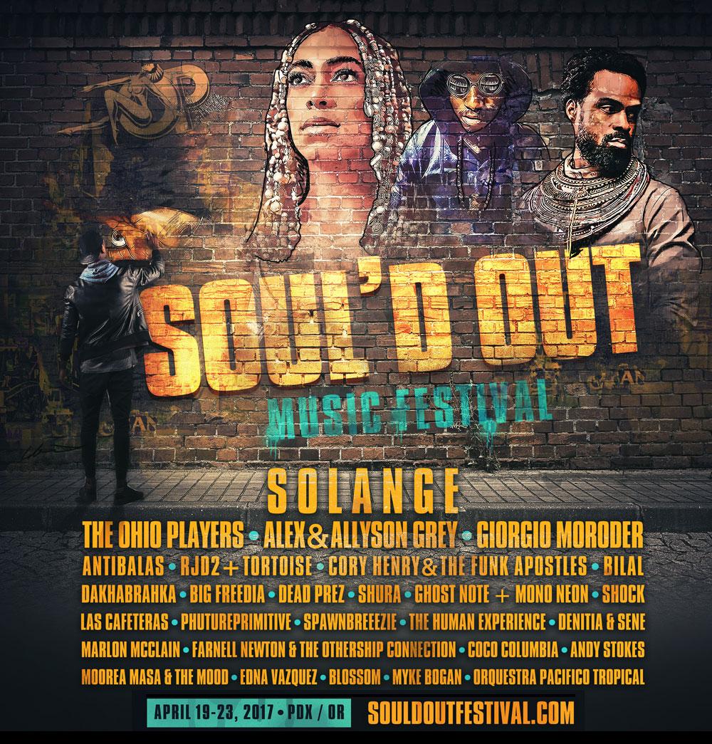 Soul'd Out Music Festival