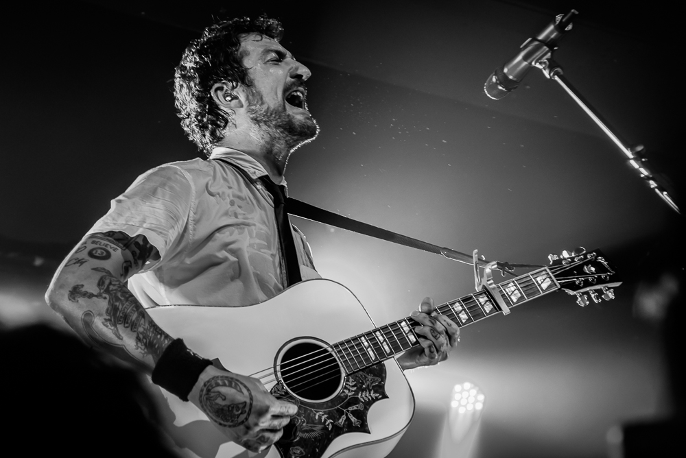 Frank Turner & The Sleeping Souls, Wonder Ballroom, photo by Miss Ellanea
