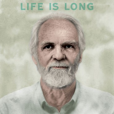 "'Life is Long' out April 21 via Tender Loving Empire features an ""advanced age portrait of me, which is a real trip to behold""—artwork by Arthur Hitchcock, Zach Dougherty and Abigael Tripp"