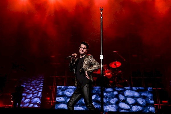 Panic! at the Disco at the Moda Center—click to see more photos by Sydnie Kobza