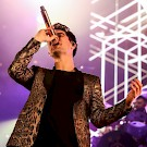 Panic! at the Disco, Moda Center, Rose Quarter, photo by Sydnie Kobza