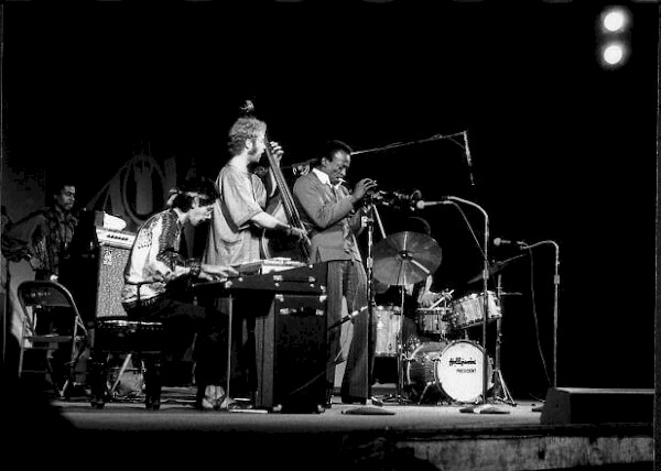 Dave Holland with Miles Davis, Chick Corea, Jack DeJohnette and Wayne Shorter